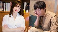 Goo Hye Sun dan Ahn Jae Hyun (Soompi)
