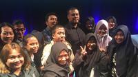 INSPIRATO 6 yang mengahadirkan tokok-tokoh yang sangat inspiratif yaitu, Merry Riana, Joko Anwar yang berbagi kisah tentang pengalaman mereka mencapai kesuksesan dan Yuliandre Darwis sebagai ketua KPI
