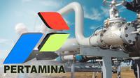 Ilustrasi Perusahaan Minyak dan Gas Pertamina