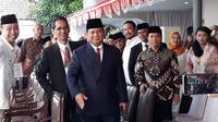 Prabowo dan Sandiaga peringati HUT ke-73 RI di Universitas Bung Karno (dok. Merdeka.com)