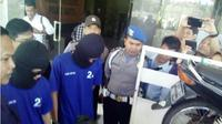 Pelaku Percobaan Pembunuhan Mahasiswi Hamil di Bantul. (JawaPos.com)