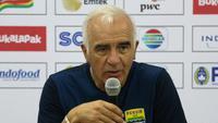 Pelatih Persib Bandung, Mario Gomez. (Liputan6.com/Kukuh Saokani)