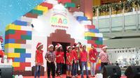 Isi liburan sekolah, Natal, dan Tahun Baru dengan bermain dan ikutan kompetisi Magic Bricks di Mal Artha Gading (Foto: Dok. Mal Artha Gading)