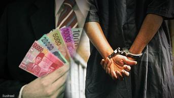 Tersangka Dugaan Korupsi PBB-P2 di Madiun Ditahan