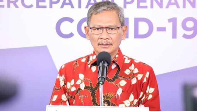 Kasus Positif COVID-19 per 12 Juli 2020 Bertambah 1.681, Terbanyak di Jawa Timur