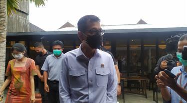 Menteri Wishnutama di Bali