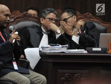 Idham Amiruddin dan Hermansyah Bersaksi di Sidang Sengketa Pilpres
