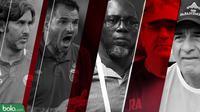 Trivia Pelatih Asing Liga 1 Indonesia 2018 (Bola.com/Adreanus Titus)