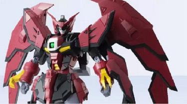 Action Figure Gundam Bandai (Bukalapak.com)