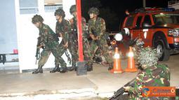 Citizen6, Subang: Serangan tiba-tiba musuh ke Lanud Suryadarma. (Pengirim: Dodo)