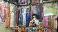 Pee Mae Mai atau hantu janda adalah kisah dari Thailand yang hingga saat ini masih menggemparkan warga karena kerap mengambil nyawa seseorang (Instahram/@yujieiawtailandia)