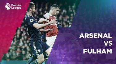 Berita video statistik Arsenal vs Fulham pada laga pekan ke-21 Premier League 2018-2019.
