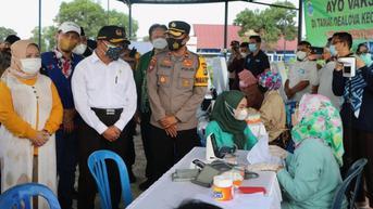 Stok Vaksin Bangka Belitung Terbatas, Muhadjir Bakal Bahas dengan Menkes Budi