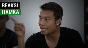 Berita video mantan bek Timnas Indonesia, Hamka Hamzah, bereaksi keras setelah adanya tuduhan di media sosial ditujukan kepadanya soal match fixing pada final Piala AFF 2010.