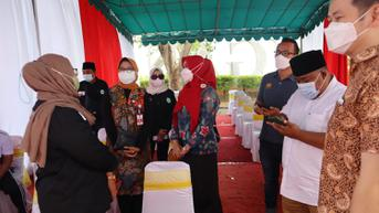 Vaksinasi Bangkalan Bangkit Sukses Sasar 3.500 Warga