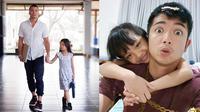 Jadi Single Parent, Ini 6 Potret Seleb Cowok saat Mengasuh Anak (Sumber: Instagram/