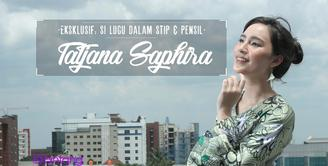 Eksklusif: Si, Lugu Dalam Stip & Pensil Tatjana Saphira