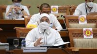 Menaker Ida Paparkan SPSK untuk Penempatan Pekerja Migran ke Arab Saudi.