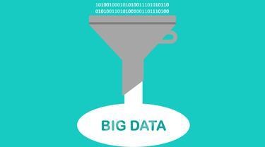 Ilustrasi Big Data.
