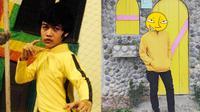Ingat Bruce Lee Kiper Tim Madun? Ini 6 Potret Terbarunya Bikin Pangling (sumber: Instagram.com/alvarizy9)