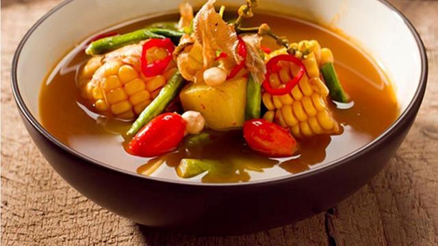Resep Masakan: Zuppa Soup Gurih ala Rumahan