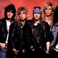 Guns N' Roses (via stereogum.com)