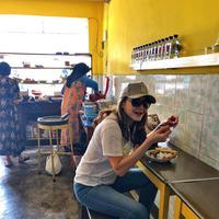 Pecel dan Rawon menjadi salah satu makanan kesukaan Tamara Bleszynski (Instagram/@tamarableszynskiofficial)
