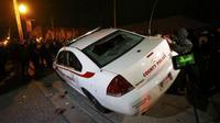 Juri di Ferguson, Missouri, Amerika Serikat memutuskan polisi yang menembak remaja kulit hitam Michael Brown bebas dari dakwaan.