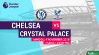 Premier League Chelsea Vs Crystal Palace (Bola.com/Adreanus Titus)
