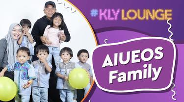 AIUEO Family  adalah keluarga yang memiliki anak kembar lima. Bagaimana keseruan keluarga mereka? ini dia..