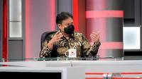 Menteri Kesehatan RI Budi Gunadi Sadikin menghadiri acara Mata Najwa dalam sesi 'Beres-beres Kursi Menkes' pada 6 Januari 2021. (Dok Kementerian Kesehatan RI)