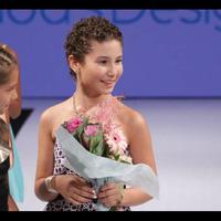 Noa Sorrell, bocah 'cancer survivor' yang masih berusia 11 tahun ini pukau dunia dengan debut pergelaran busananya.
