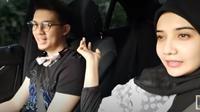 Zaskia Sungkar dan Irwansyah menceritakan sedang membangun rumah baru yang akan mereka tempati bersama buah hatinya (Dok.YouTube/The Sungkars Family)