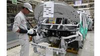 Mitsubishi menggunakan 40 persen robot dalam memproduksi Xpander (Mitsubishi)