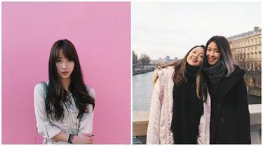 6 Potret Dita Karang Member Girlgrup Secret Number dan Kakaknya, Sibling Goals