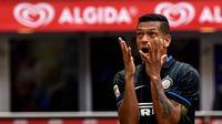 10. Fredy Guarin, gelandang asal Kolombia itu pindah dari Inter Milan ke Shanghai Shenua dengan harga 8,5 juta poundsterling dan gaji 110.000 poundsterling per pekan. (AFP/Giuseppe Cacace)