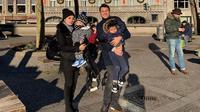 Titi Kamal dan Christian Sugiono liburan ke Eropa (dok. Instagram @titi_kamall/https://www.instagram.com/p/Br7G5zlHC5D/Putu Elmira)