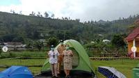 Telaga Madirda di Desa Berjo, Karanganyar, Jawa Tengah, jadi lokasi karantina pemudik (Dok.Instagram/@desaberjo/https://www.instagram.com/p/CACiZhSgjbs/Komarudin)