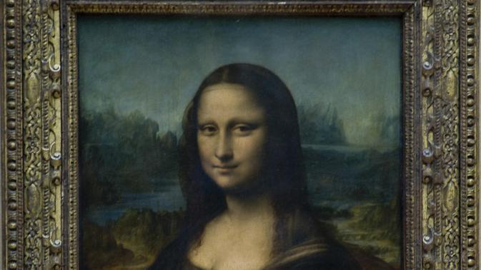 Mona Lisa (creative commons)