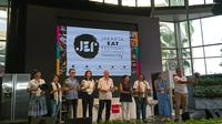 Pembukaan Jakarta Eat Festival 2019 di Gandaria City. (Liputan6.com/Dinny Mutiah)