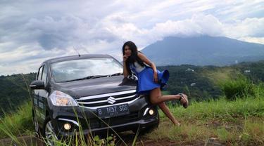 New Suzuki Ertiga Diesel Hybrid