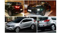 All new Kia Sportage belum lama ini diperkenalkan PT Kia Mobil Indonesia