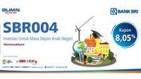 Pemerintah melalui Kementerian Keuangan Republik Indonesia kembali menawarkan Surat Utang Negara (SUN) Ritel di tahun ini, yaitu Saving Bond Ritel (SBR004).