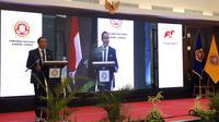 Gibran Rakabuming Raka masuk kepengurusan Karang Taruna (MPKT) masa bakti 2020-2025. (Foto: Istimewa)