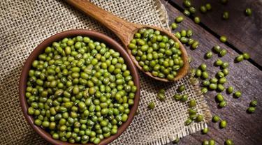 ilustrasi kacang hijau/pexels