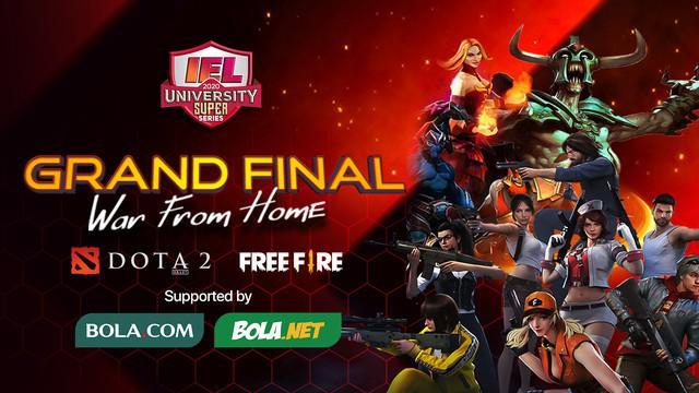 Berita Video Jangan Lupa Sore Ini Grand Final IEL Super Series 2020