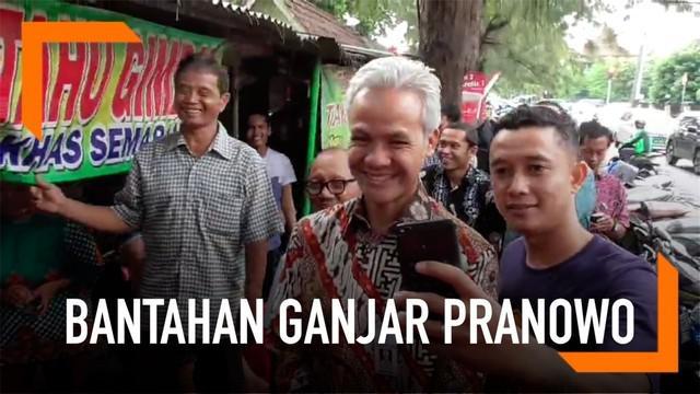 Gubernur Jawa Tengah Ganjar Pranowo dipanggil Badan Pengawas Pemilu terkait dugaan pelanggaran pemilu.