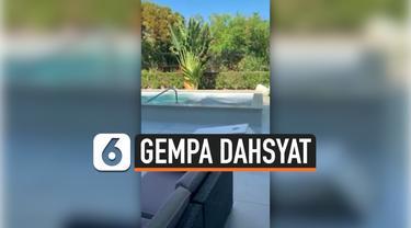 gempa cayman