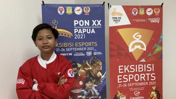 Muhammad Rafli Setiawan Jadi Atlet Esports Termuda di PON XX Papua 2021