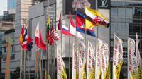 Bendera negara anggota ASEAN (Wikimedia Commons)